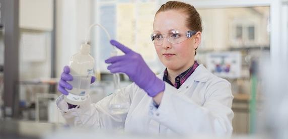 Chemielaborant Ausbildungsplätze