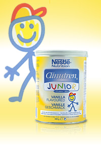 CLINUTREN JUNIOR®