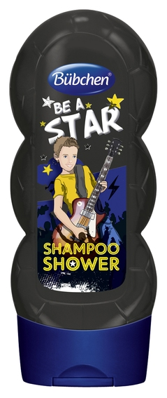 Bübchen Shampoo & Shower BE A STAR