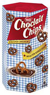 Nestle Choclait Chips Knusper-Brezeln
