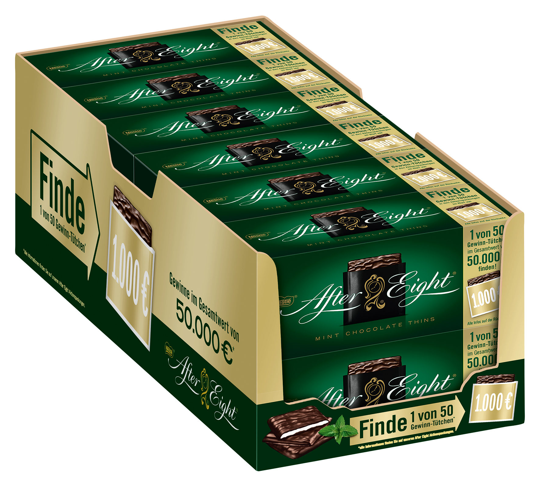 After Eight Display
