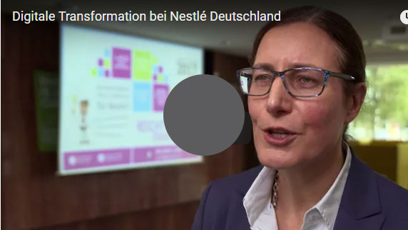 Digitale Transformation bei Nestlé