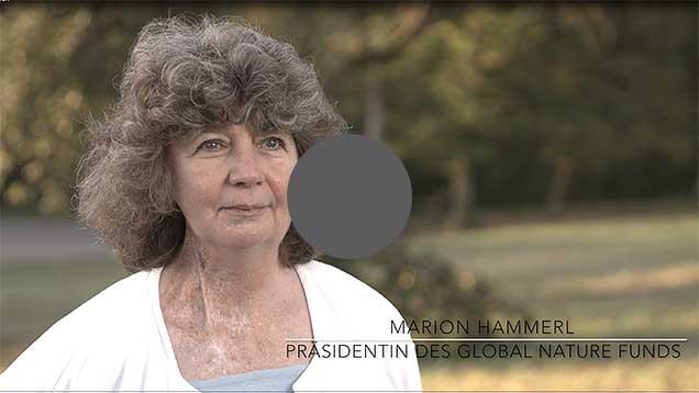 Marion Hammerl vom Global nature Fund