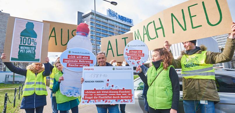 Petition Umwelthilfe