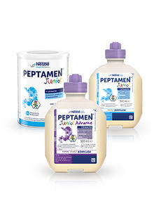 PEPTAMEN® Junior (Advance) Produktbeispiel