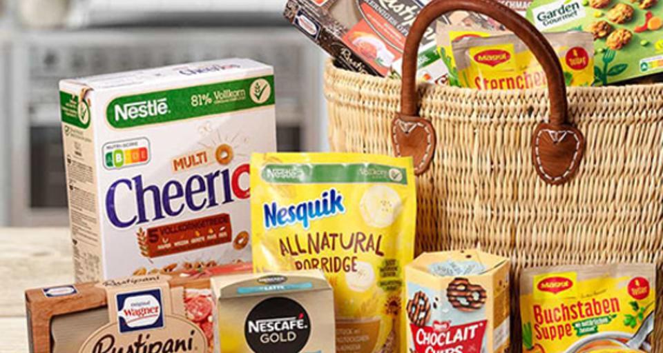 Nestle tochterfirmen